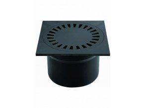 Vpusť podlahová PVS DN 110C/0508