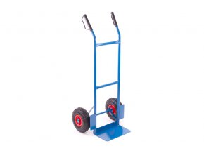 Vozík rudl modrý 200kg HJ2502