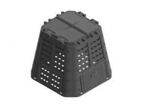 Kompostér MULTI 480l, 90x90x80cm