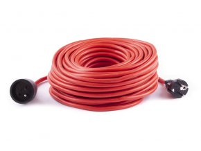 Kabel prodlužovací 25m PVC 3x1,5mm2