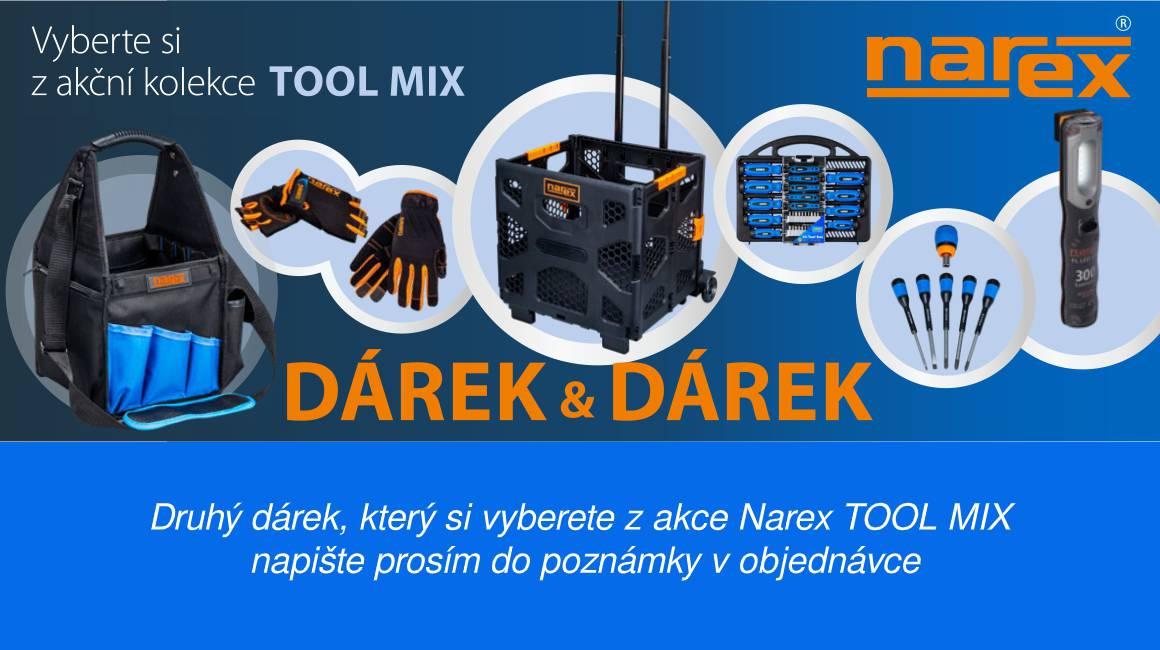 akce narex tool mix