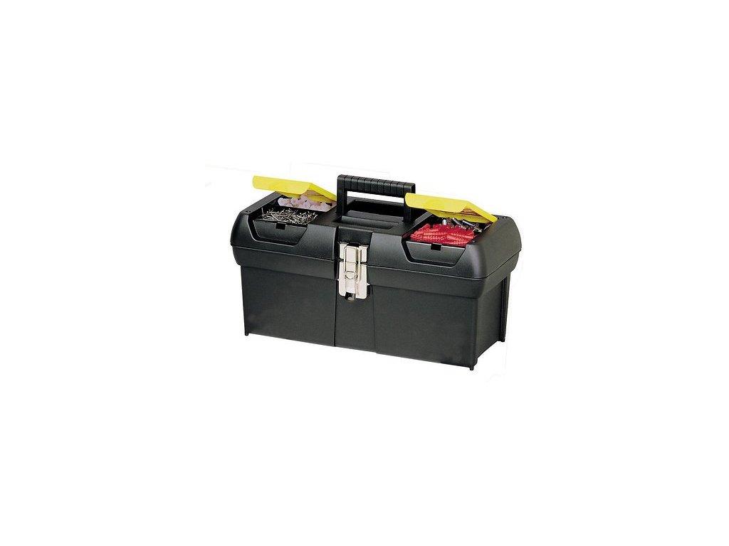 """12,5"""" Box na nářadí série 2000 s kovovými přezkami"""