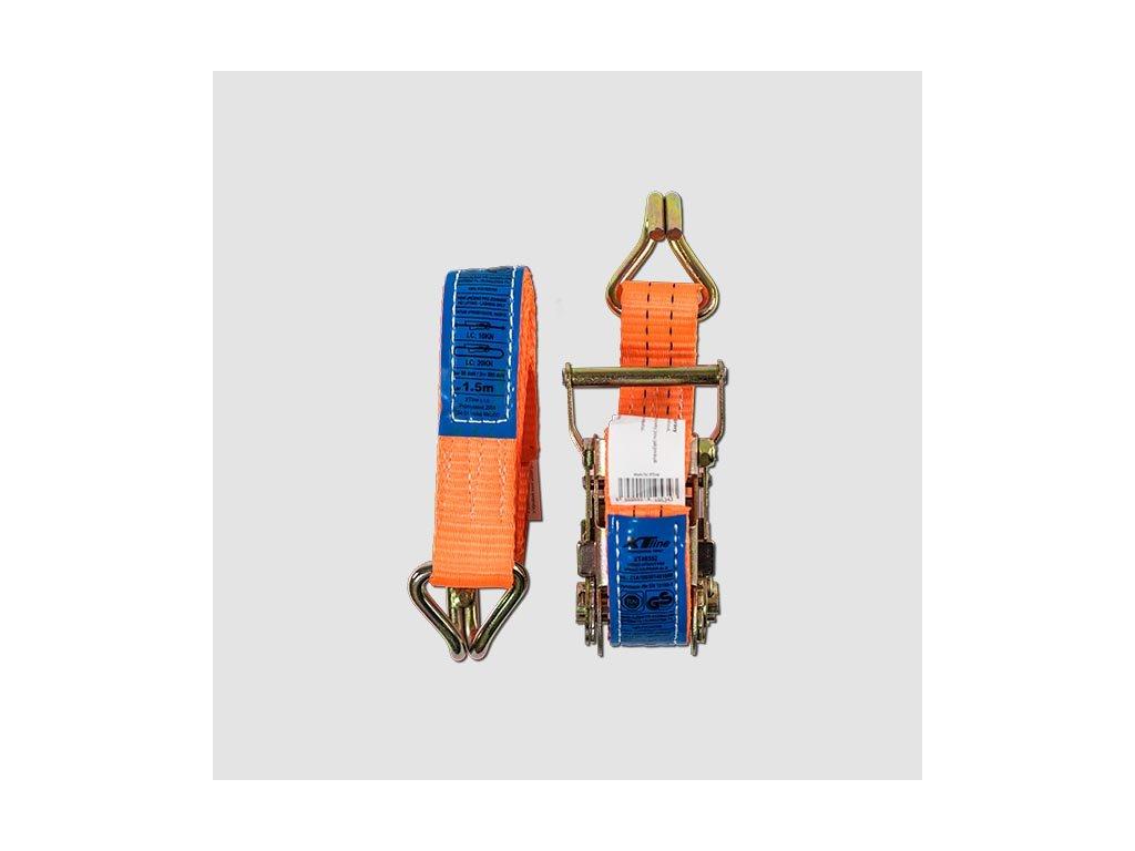 Pás na upínání nákladů 2000kg 35x2000mm TD50 TUV