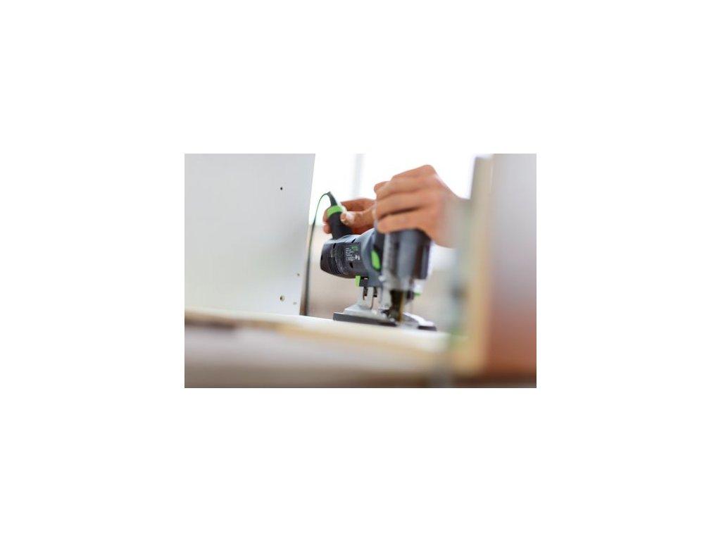 Přímočará pila PS 420 EBQ-Set CARVEX