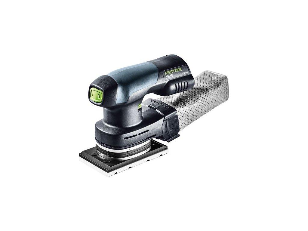 Akumulátorová vibrační bruska RTSC 400 Li-Basic