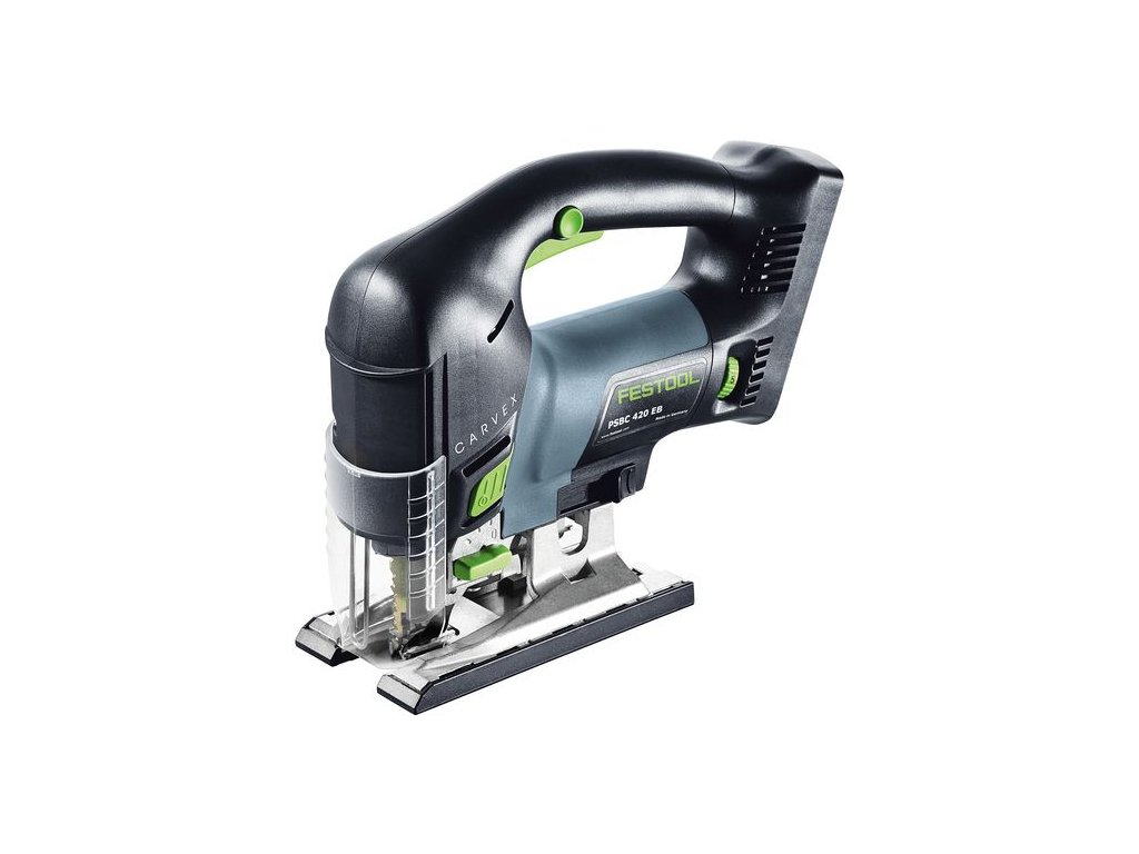 Akumulátorová přímočará pila PSBC 420 EB/GG-Plus Li 15 CARVEX