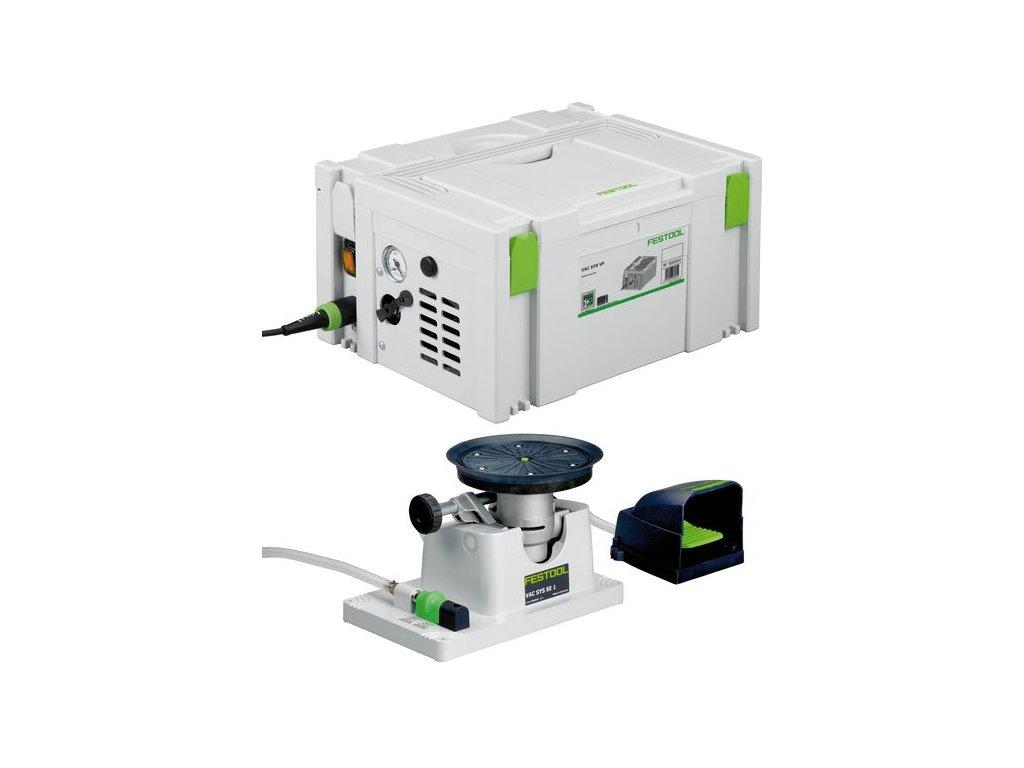 Vakuová souprava VAC SYS Set SE1