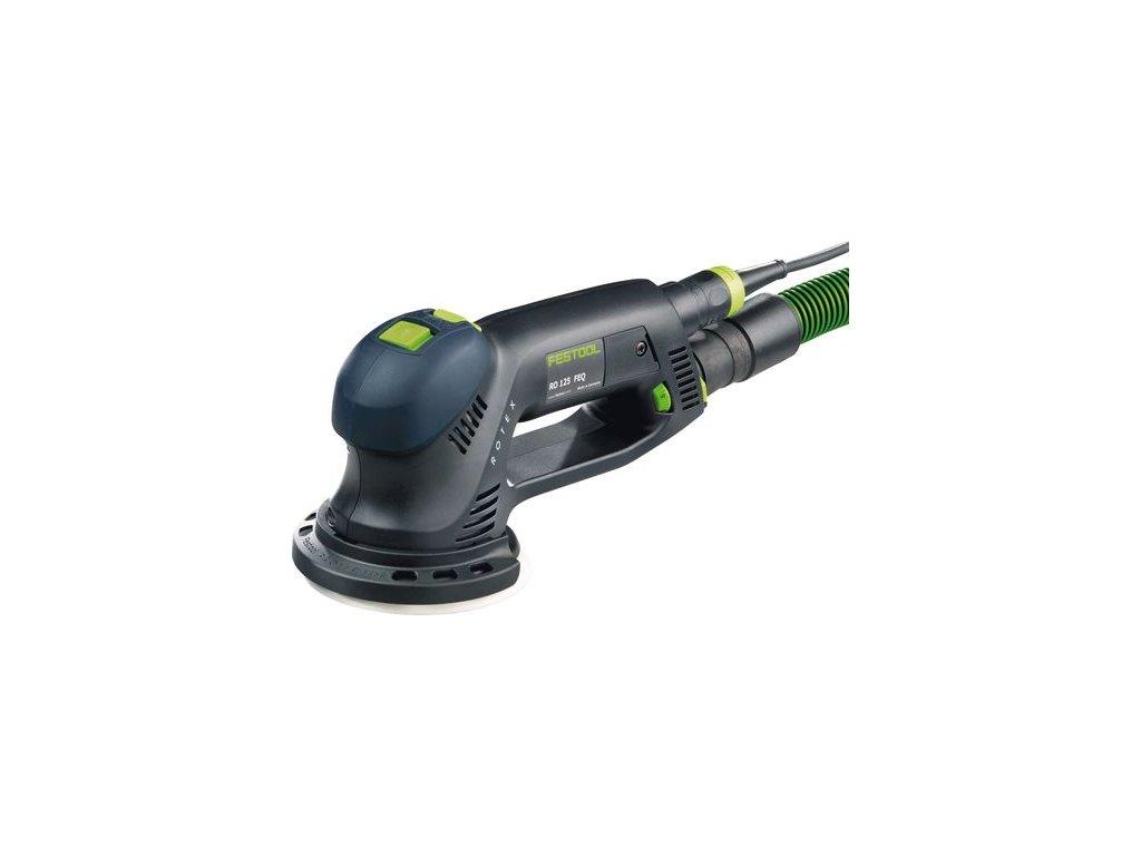 Rotačně-excentrická bruska RO 125 FEQ-Plus ROTEX