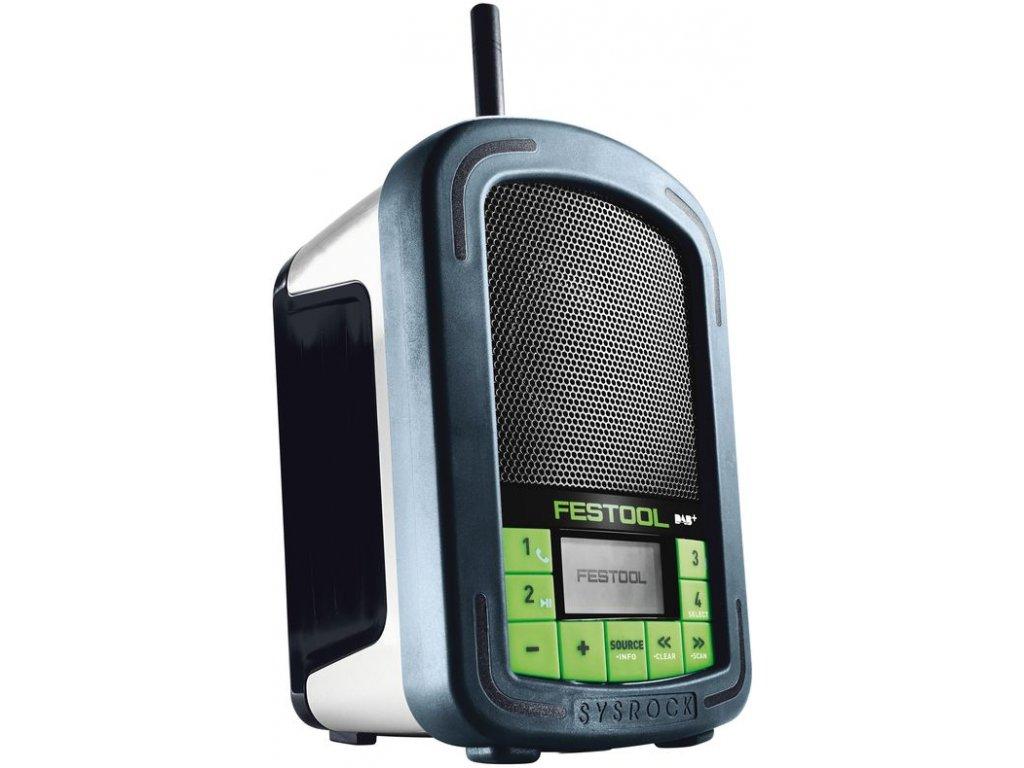 Digitální rádio BR 10 DAB+ SYSROCK