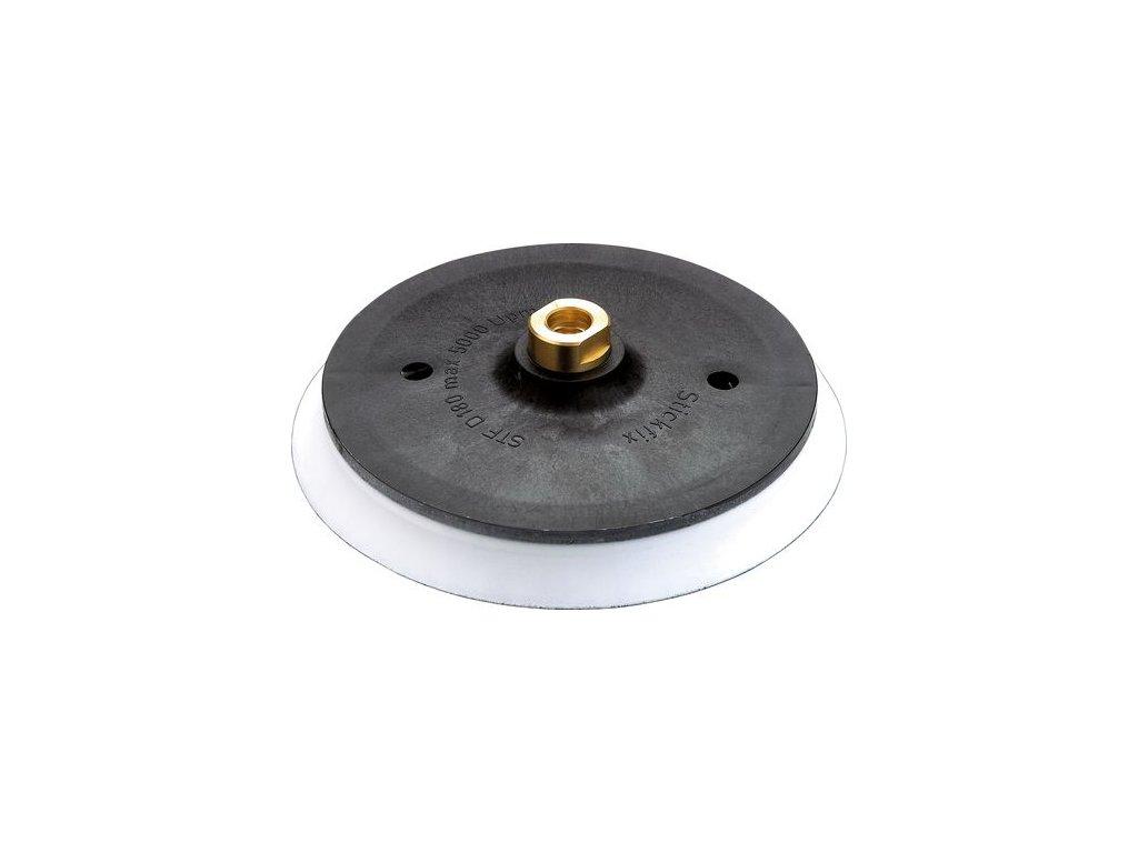 Brusný talíř ST-STF-D180/0-M14 W