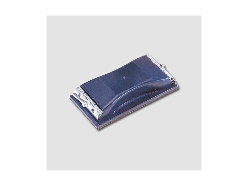 Držák brusného papíru 210x105mm plast