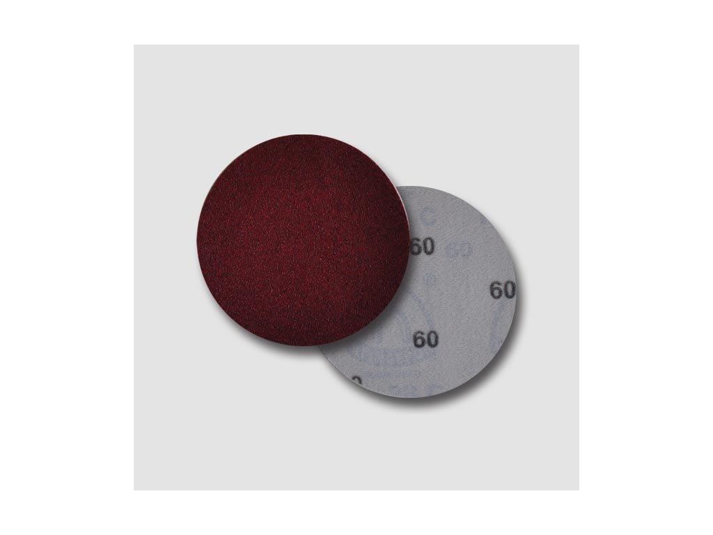 Výsek - suchý zip p115mm,zr. 120 KLINGSPOR (KL04136)