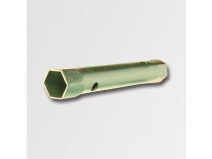 Klíč trubkový oboustranný 13x16mm, TYP 653 Tona