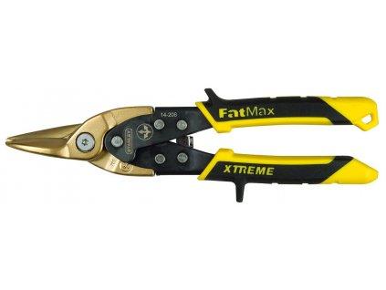 Převodové nůžky na plech FatMax - přímé
