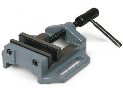 Lehký strojní svěrák MSO 150 s prizmou