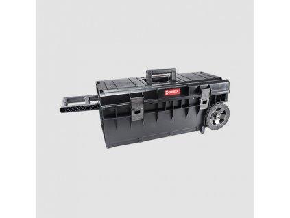 Box plastový na kolech 793x385x322mm One Longer Basic Qbrick