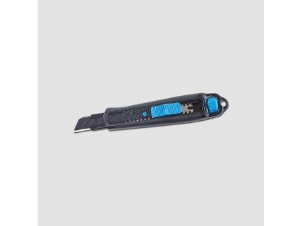 Nůž ulamovací 18mm 50-L1 BLACK