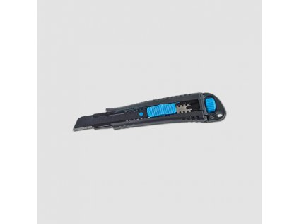 Nůž ulamovací 18mm 49G-L1 BLACK