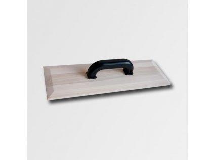 Hladítko dřevěné (lípa) ,400x70 mm