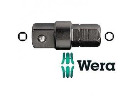 wera 05136000001 adapter bit1 4 4 hran 1 4 typ 870 1 micro delka 25 mm i86069