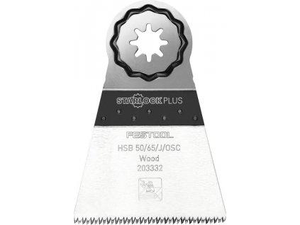 Pilový plátek na dřevo HSB 50/65/J/OSC/5
