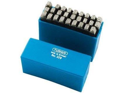 proteco razidla do kovu standard pismena 10 mm 27 dilu 40 07 329 210