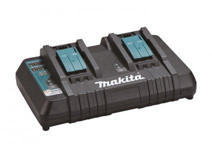 Dvojnabíječka Makita Li-ion LXT DC18RD 14,4-18V