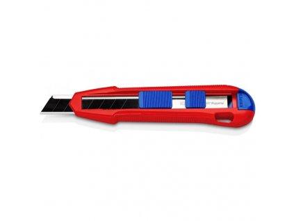 90 10 165 BK KNIPEX CutiX® Univerzální nůž