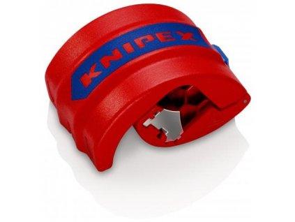 90 22 10 BK KNIPEX BiX® Nástroj na řezání plastových trubek