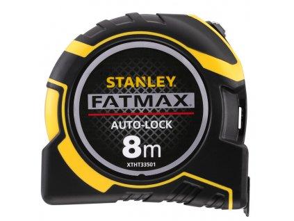 SVINOVACÍ METR 8M FATMAX AUTO-LOCK STANLEY XTHT0-33501
