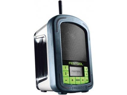 Rádio na stavbu BR 10 SYSROCK