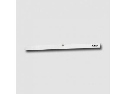 Stahovací lať SL1 1500mm 1 libela tl.stěny-1,4mm (ZN15415)