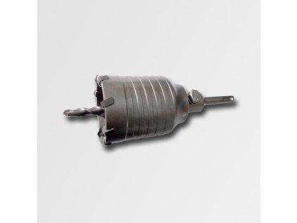 Vrtací korunka 75x110mm SDSplus