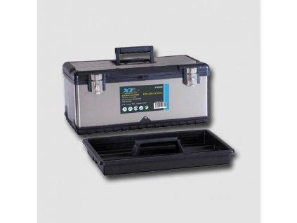 Box plast-nerez 470x205x210mm