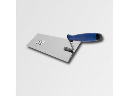 Lžíce zednická nerez 180mm - softgrip