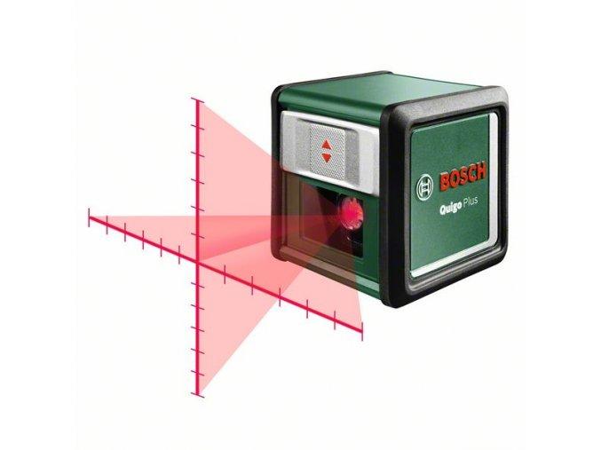 Krížový čiarový laser Quigo Plus