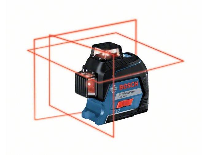Líniový laser GLL 3-80