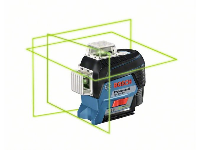 Líniový laser GLL 3-80 CG