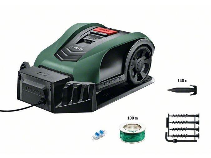 Robotická kosačka Indego S+ 350