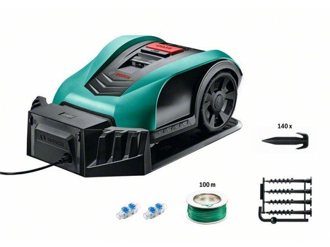 Robotická kosačka Indego 350