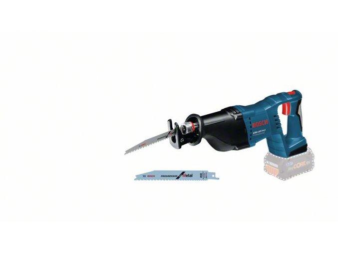 Akumulátorová chvostová píla GSA 18 V-LI