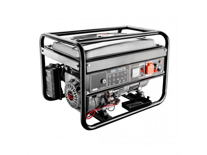Elektrický generátor 58G903, 2000 W