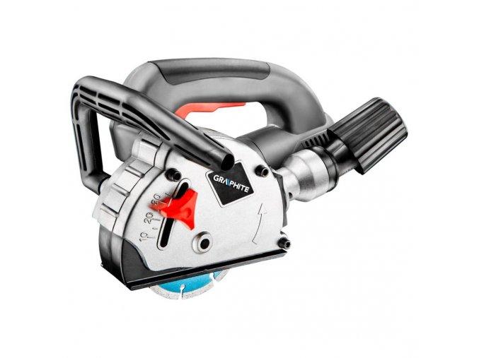 Drážkovačka 59G370, 1320 W, kotúč 125x22.2 mm