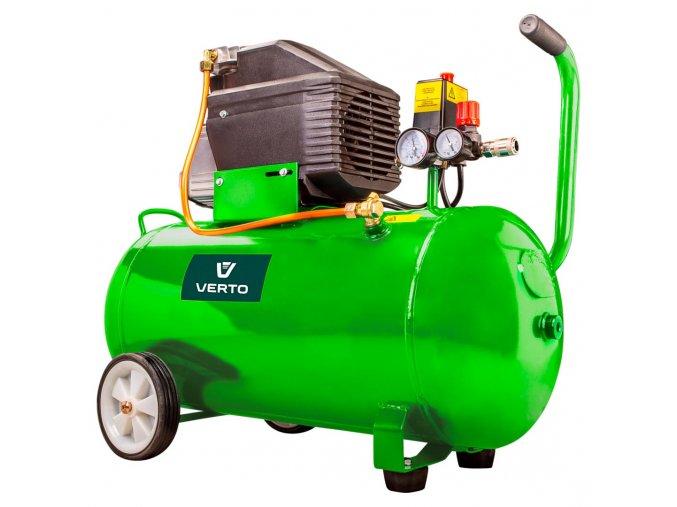 Olejový kompresor 50l, 230V 73K004