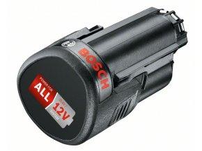 Systémové príslušenstvo 12 VLi-Ion Akumulátor PBA 12V 2,5Ah O-B