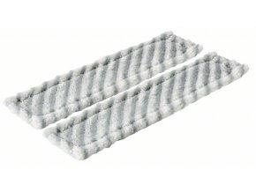 Systémové príslušenstvo GlassVAC – dlhé náhradné utierky zmikrovlákna