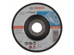 Rezací kotúč s prelisom Standard for Metal A 30 S BF, 115 mm, 22,23 mm, 2,5 mm