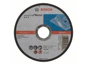 Rezací kotúč rovný Standard for Metal A 60 T BF, 115 mm, 22,23 mm, 1,6 mm