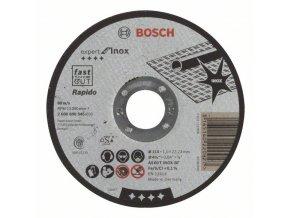 Rovný rezací kotúč Expert for Inox - Rapido AS 60 T INOX BF, 115 mm, 1,0 mm