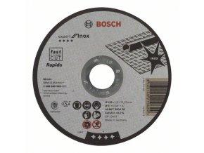 Rovný rezací kotúč Expert for Inox - Rapido AS 60 T INOX BF, 125 mm, 1,0 mm
